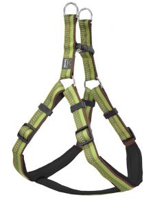 Kennel Equip Dog Harness sele Grønn