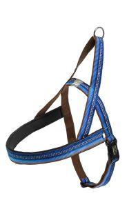 Kennel Dog T Harness Active sele Blå