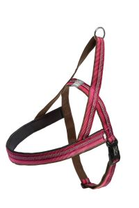 Kennel Dog T Harness Active Cerise
