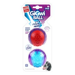 GiGwi Ball 2 Pk 6cm