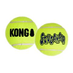 Kong Air Squeaker tennisball 1stk