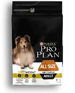 Pro Plan All Size Adult Lett/sterilsert 14kg