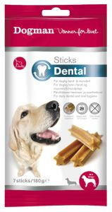 Sticks Dental M/L 180gr