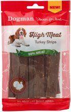 Dogman High meat Turkey strips 70 gr