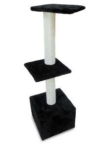 Kloremøbel Sort høyde 118cm