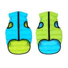 Airy Vest hundedekken Lysgrønn/lysblå