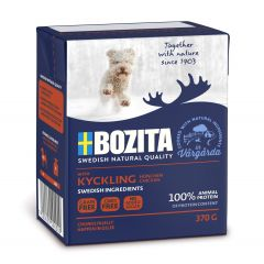Bozita Chicken Junior gelé  370gr