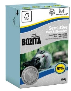 Bozita Feline 190gr Diet&Stomach Sensitive