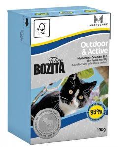 Bozita Feline Outdoor&Active 190gr