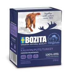 Bozita Turkey gelé 370gr