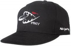 Caps Black Snapback Prey