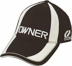 Caps Owner  Black