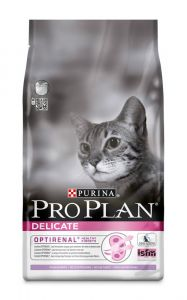 Pro Plan Cat Delicate Turkey