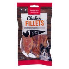 Dogman kyllingfillet 80g