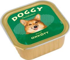 Doggy Oxkött 150gr