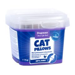 Dogman Cat Pillows glukosamin+kondroi 75gr