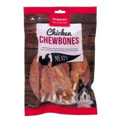 Dogman Chicken Chewbonew 12st. 240gr