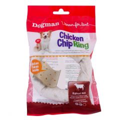 Dogman Chicken Chip Ring 1st 60gr