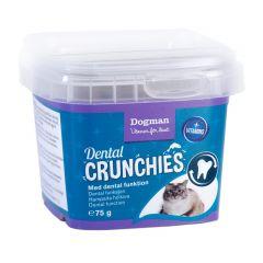 Dogman Crunchies dental 75gr