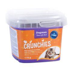 Dogman Crunchies fugl 75gr
