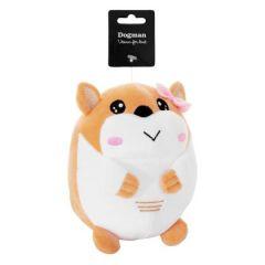 Dogman Hundeleke Kawaii Hamster