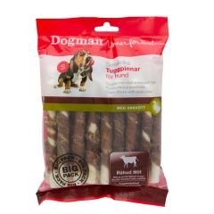 Dogman Tyggpinner and 25-pack 313gr