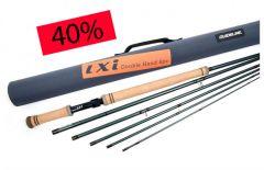 Guideline LXi T-Pac Rods Tohånds. 6 Delt