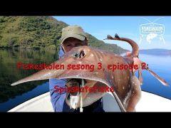 Fiskeskolen s3e2 Spisskate m/handleliste