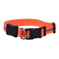 Nite Dawg halsband Ledlys Orange