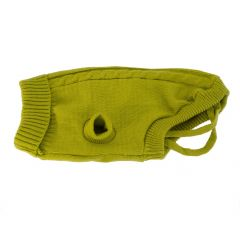Dekken Ensfarget trøye Grassy green