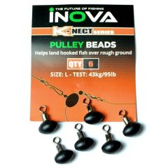 Inova Pulley Beads 6 stk 43 kg