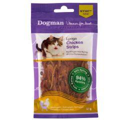 Dogman Chicken Strips 50gr