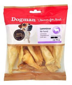 Dogman Lammeører 75gr