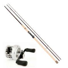 Lawson Northern Lite X3 13' 30-90 Trigger m/ calcutta 400D