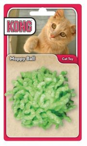 Kong Moppy Ball ca 6cm i diameter.