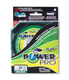 Power Pro Moss Green 135m