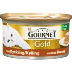 Purina Gourmet Kylling i paté 85gr