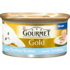 Purina Gourmet Tunfisk Mousse 85gr