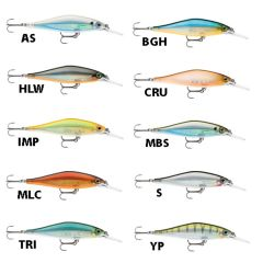 Rapala Shadow Rap Shad Deep 9cm