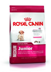 Royal Canin Medium Junior 4kg