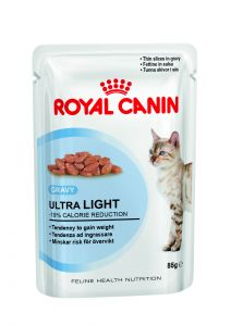 Royal Canin Ultra Light 12 poser a 85gr