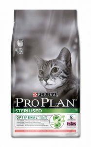 Pro Plan Sterilisert katt Salmon