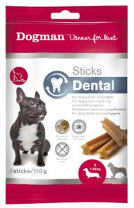Sticks Dental S 110gr (7Stk)