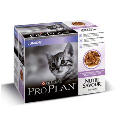 Pro Plan Junior Cat Turkey wet