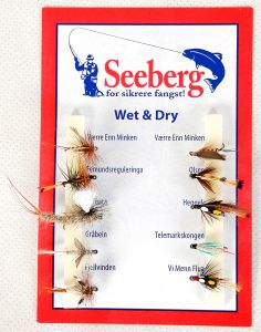 Seeberg Fluesett Mixed Wet & Dries
