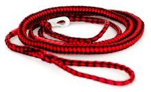 Kennel Elastiskt trekkobbel Rød 4m