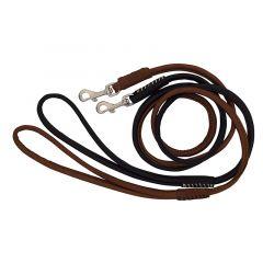 Round lead Collar Soft kobbel 6mmx180cm