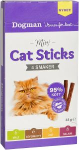 Cat sticks Mini 48gr