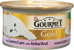 Purina Gourmet Lamm & Anka 85gr