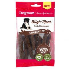 High meat Tasty sausages Beef 80gr